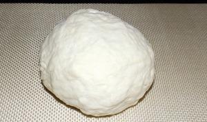 Pâte à pizza au fromage blanc