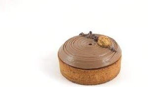 Tartelette au chocolat et chantilly chocolatée