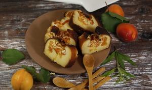 Cake abricot chocolat blanc