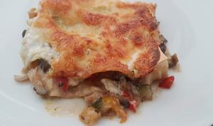 Lasagne aux légumes du soleil