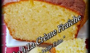 Cake à la crème fraîche