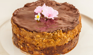 Bajadera, gâteau croate allégé sans cuisson au four