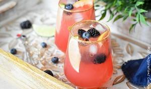 Cocktail Paloma sans alcool
