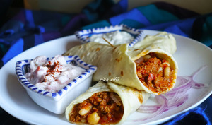 BURRITOS CHILLI CON CARNE