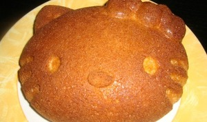 Simple gâteau au yaourt