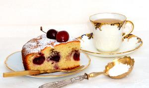 Gâteau aux Cerises.