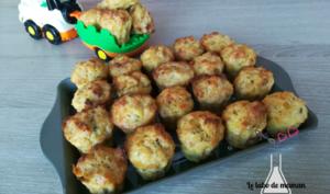Mini cannelés au thon moelleux