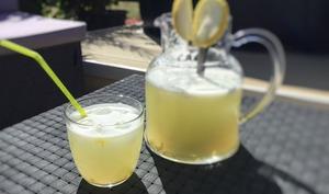 La meilleure citronnade maison