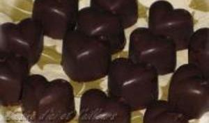 Chocolat Coeur Nutella