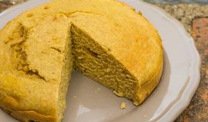 Gâteau au rhum des îles Caïmans