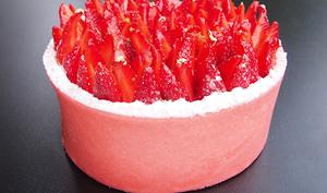 Charlotte aux fraises par Alexis Bouillet et Camille Cheng