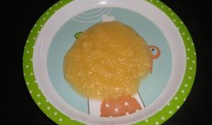 Compote pomme et miel
