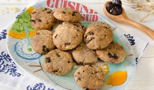 Cookies salés quinoa olives