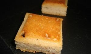 Gâteau de pommes de terre sucré de Jean-Pierre Coffe