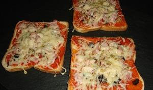 Croqu'pizza