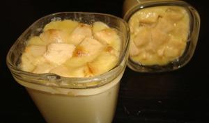 Clafoutis aux pommes et à la cannelle à la Multidélices