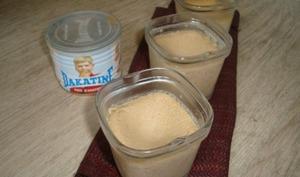 Petits pots au beurre de cacahuètes Dakatine à la Multidélices