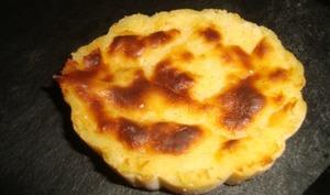 Petits flans Pâtissiers vanillés sans pâte