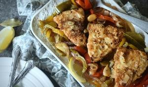 Sauce Escabèche pour poisson, sardine, moule, legumes
