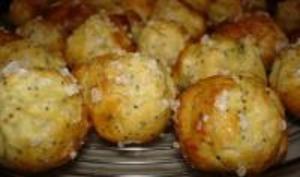Chouquettes Citron - Pavot