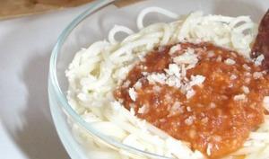Pesto de chorizo et de tomates séchées