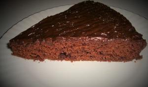 Gâteau au chocolat express au micro-ondes