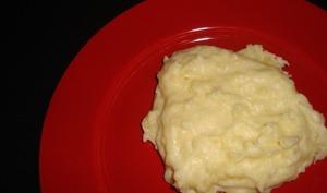 Purée de pommes de terre aux 3 fromages