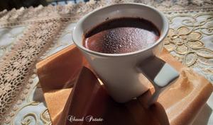 Chocolat chaud : cassis, café, kéfir