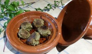 Boulettes de viande à la menthe