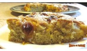 Gâteau rapide aux mirabelles