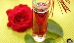 Limonade rose