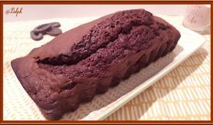 cake au chocolat noir léger