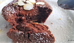 Coulant ou Fondant au chocolat
