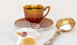 Makrout Ellouz, gâteaux aux amandes