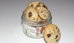 Cookies chocolat et coco