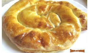 Escargots moldaves au fromage frais