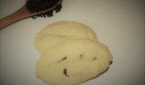 Biscuits au thé noir façon navette