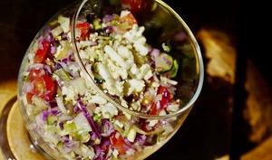Salade 9 vertus