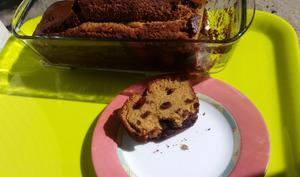 Gâteau à la purée de sésame