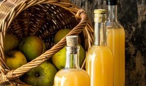 Faire son vinaigre de cidre avec des pommes