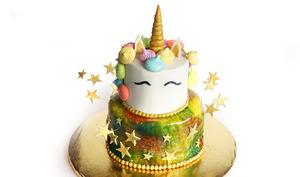 Le Gâteau Licorne