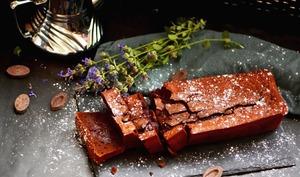 Le Cakounet au chocolat fondant