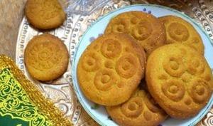 Biscuits à l'anis libanais