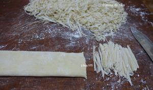 Korssa pâtes fraîches