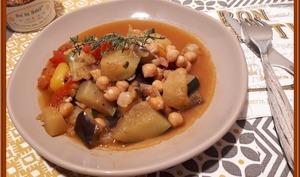 Légumes à la Provençale au cookéo