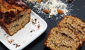 Gâteau du matin Keto amandes et noisettes