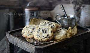 Cookies au chocolat de Philipe Conticini