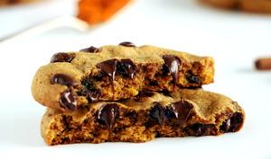 Cookies à la citrouille et aux pépites de chocolat