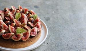 La tarte aux figues de Yann Couvreur