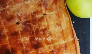 Croustade Ariégeoise aux Pommes Caramélisées